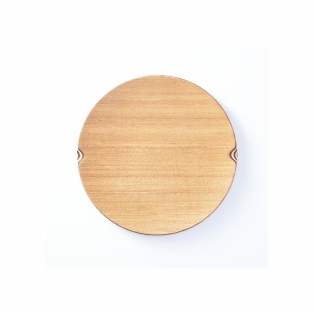 Gold Craft 木製プレート【SHIMA-SHIMA】S/丸