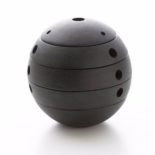 YOnoBI 鉄鋳物フラワーベース【ROLO】
