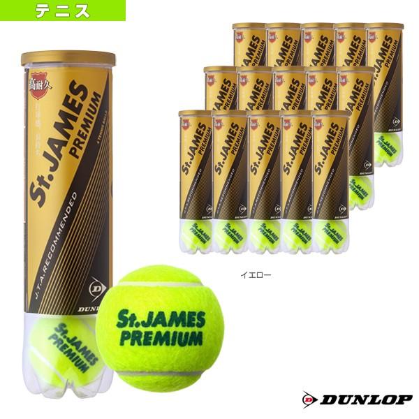[ダンロップ テニス ボール]St,JAMES PREMIUM/...