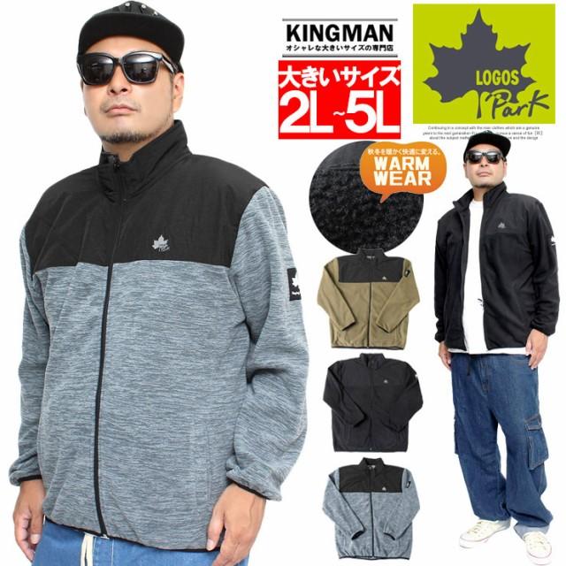 【送料無料】 LOGOS(ロゴス) フリース ジャケット...