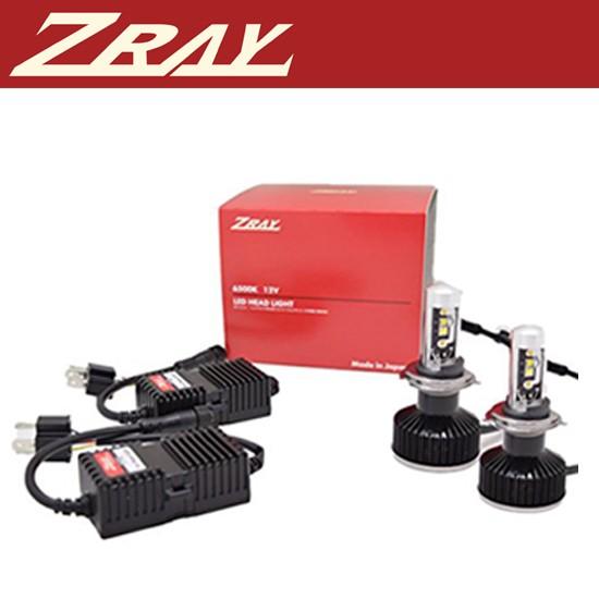 LED ZRAY RH1 ヘッドライト専用 H4切替 6500K 400...