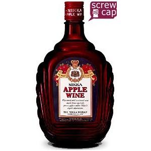 ニッカ アップルワイン 720ml
