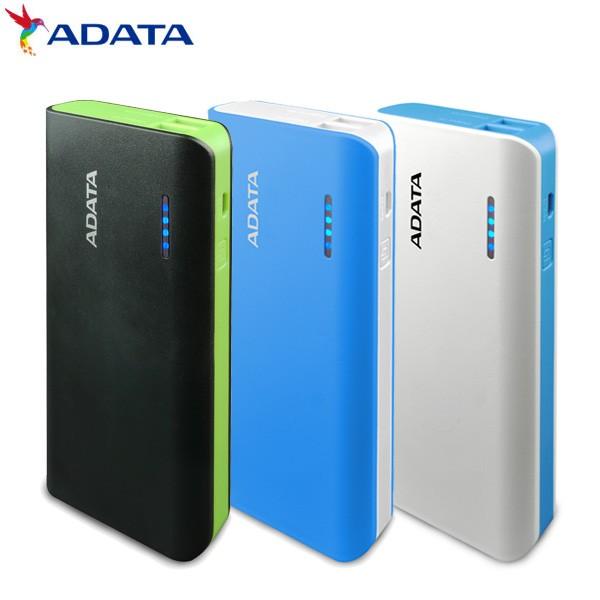 ADATA モバイルバッテリー 大容量 10000mAh パワ...