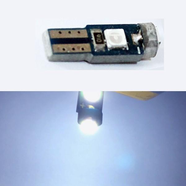 3SMD T5 T6.5 LED エアコン スイッチ インジゲー...