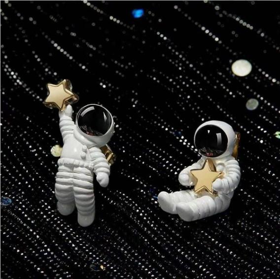 ☆めっちゃかわいい!星をつかまえる宇宙飛行士ピ...