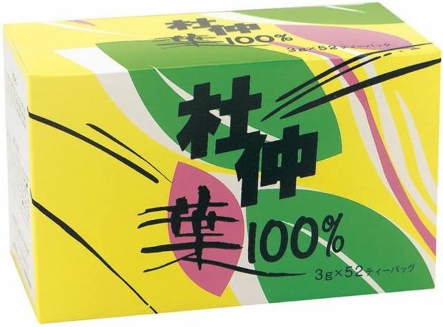 昭和製薬 杜仲葉100% 3g×52包