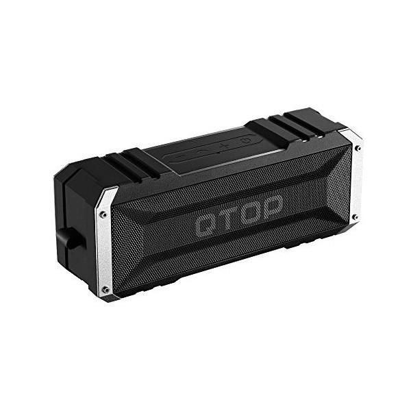 【送料無料】 Qtop Bluetoothスピーカー Bluetoot...