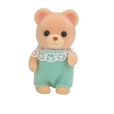 シルバニアファミリー 【人形】 クマの赤ちゃん ...