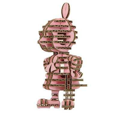 d-torso 【木製】 LittleMy88_pink 【パズル】 【...