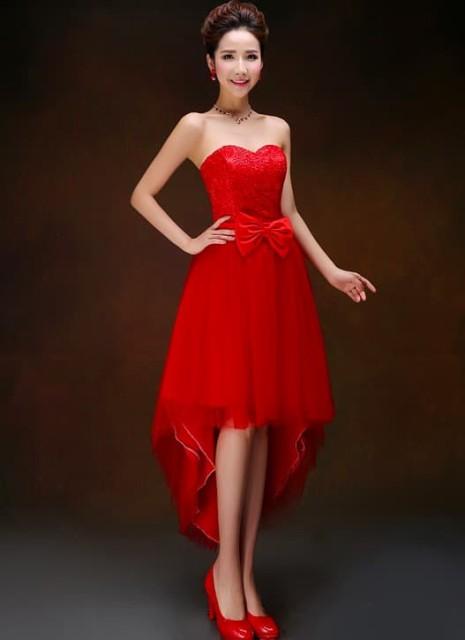 フィッシュテールドレス花嫁ウェディングドレス ...