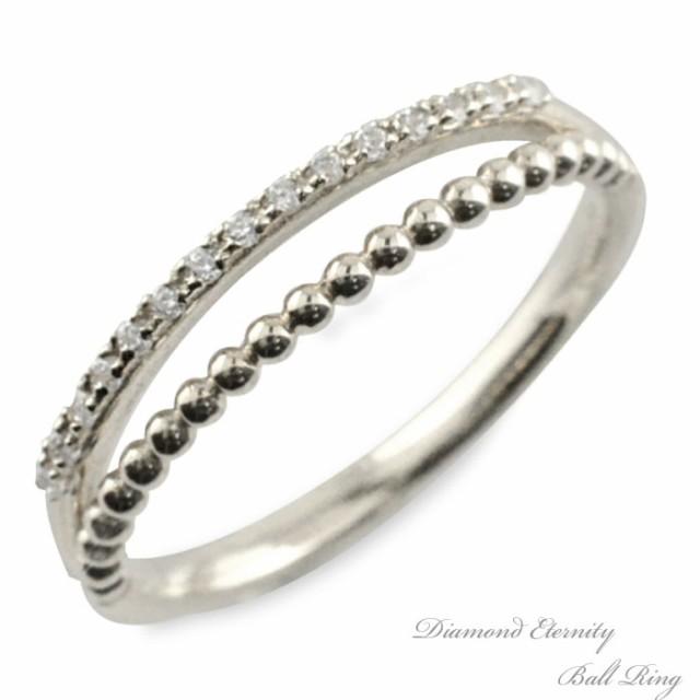 【送料無料】リング ダイヤモンド 指輪 ホワイト...
