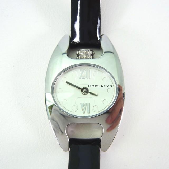 【中古】Hamilton/ハミルトン レディース 腕時計[...