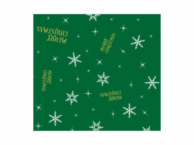 【クリスマス用】〈588〉包装紙 スノーナイト ...