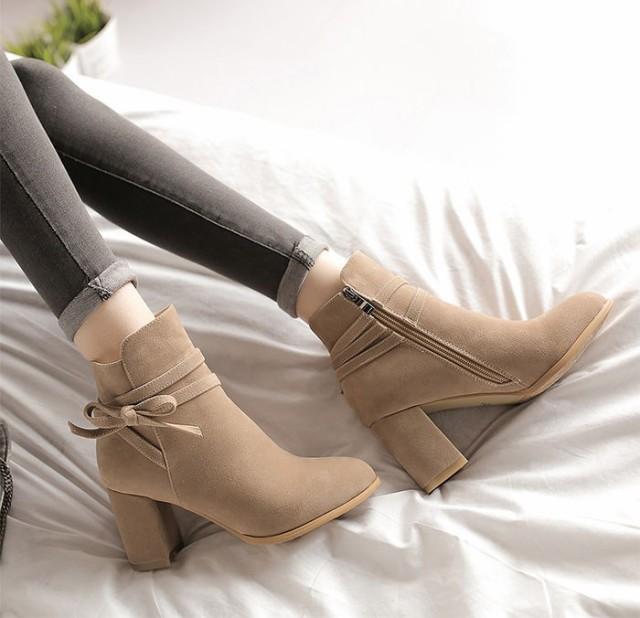 ショートブーツ ブーツ レディース シューズ 靴 ...