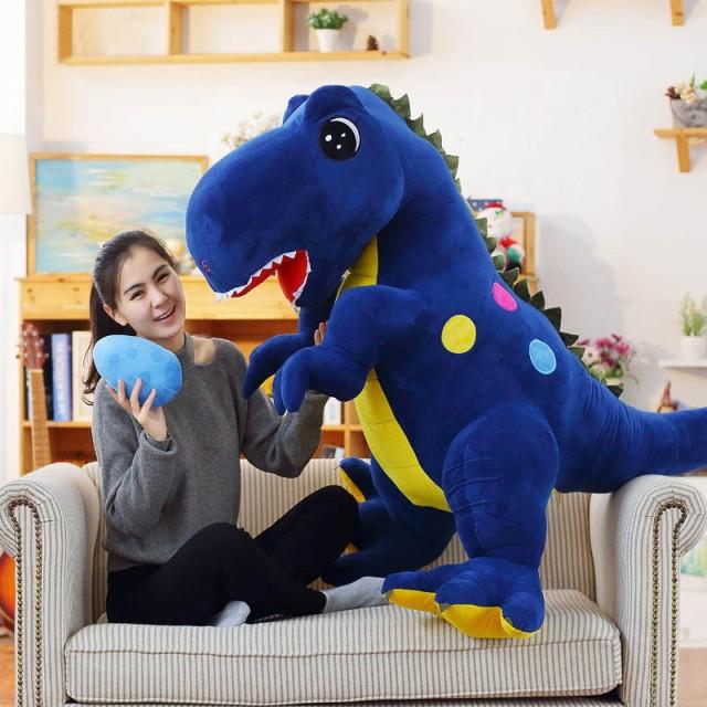 ぬいぐるみ 恐竜 特大160CM かわいい 抱き枕 プレ...