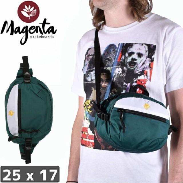 【マゼンタ MAGENTA スケボー バッグ】BANANA BAG...