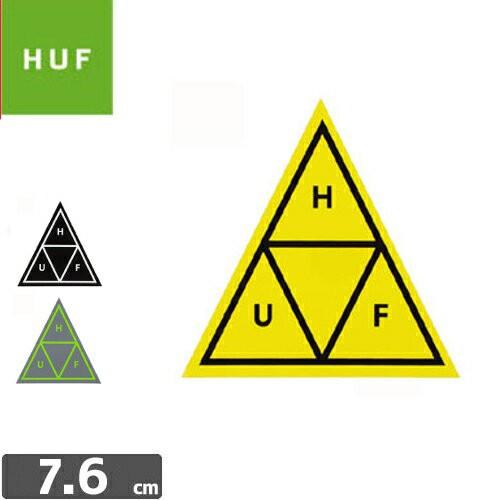 【HUF ハフ スケボー ステッカー】Triple Triangl...