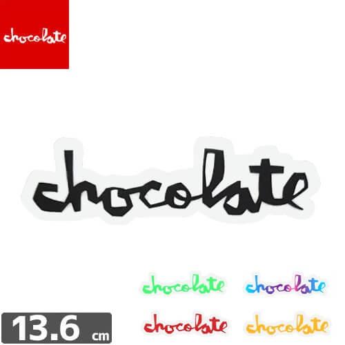 【CHOCOLATE チョコレートステッカー スケボー 】...