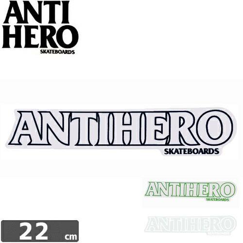 【アンチヒーロー ANTIHERO スケボー ステッカー...
