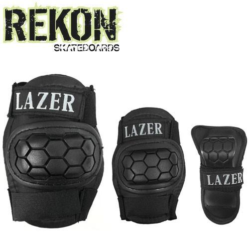 REKON リーコン スケボー プロテクター LAZER 3 I...