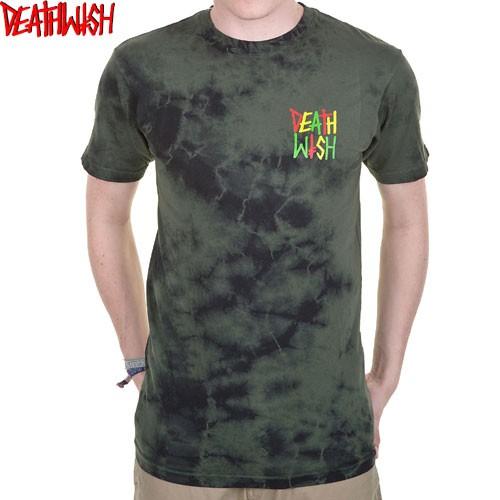 デスウィッシュ DEATHWISH スケボーTシャツ DEATH...