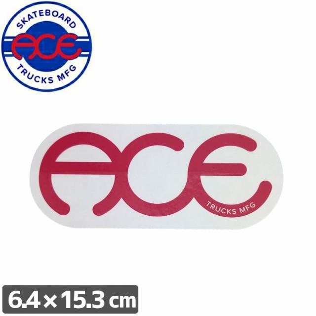 ACE TRUCKS エース スケボー ステッカー RINGS LO...