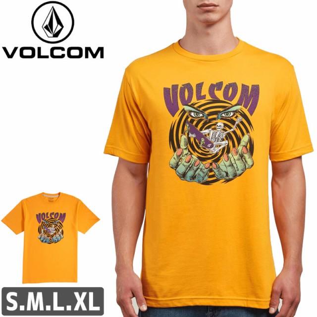 VOLCOM Tシャツ ボルコム MYSTICO S/S TEE ゴール...