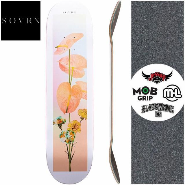 SOVRN ソバーン スケートボード デッキ PLAYGROUN...