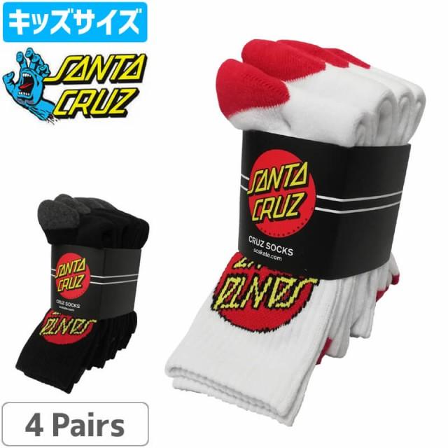 サンタクルーズ SANTA キッズ 靴下 ソックス CRUZ...