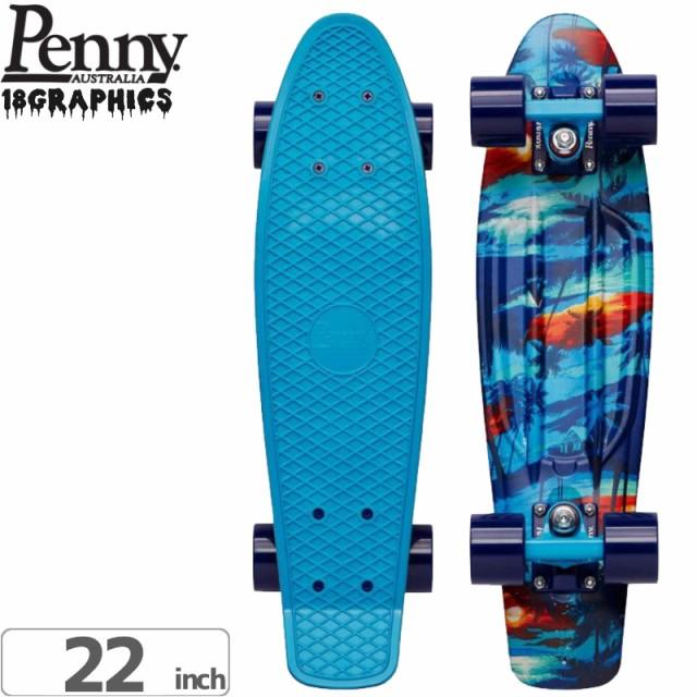 ペニー PENNY スケートボード コンプリート 18 GR...