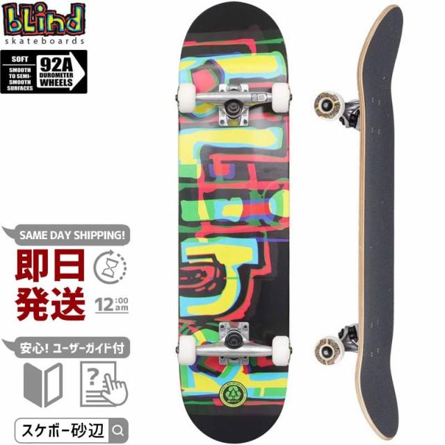 ブラインド BLIND スケートボード コンプリート L...