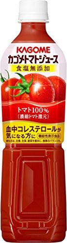 カゴメ トマトジュース食塩無添加 スマートPET 72...