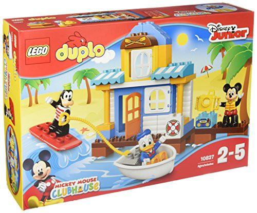 レゴ (LEGO) デュプロ ディズニー ミッキー&フレ...