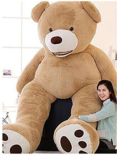 ぬいぐるみ 特大 くま/テディベア 可愛い熊 動物...