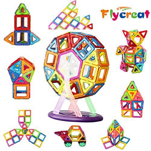 マグネット ブロック 磁気おもちゃ 知育玩具 子供...