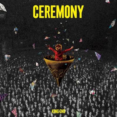 King Gnu CEREMONY 初回生産限定盤 (+Blu-ray) 新...