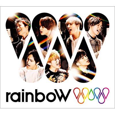 ID封入 ジャニーズWEST rainboW 2CD+ブックレット...