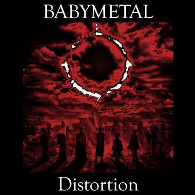 BABYMETAL Distortion JAPAN LIMITED EDITION 完...