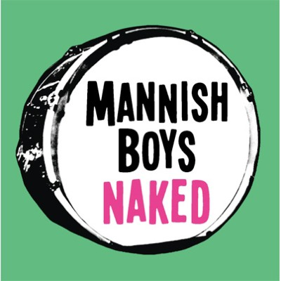 初回仕様 MANNISH BOYS Naked 新品未開封