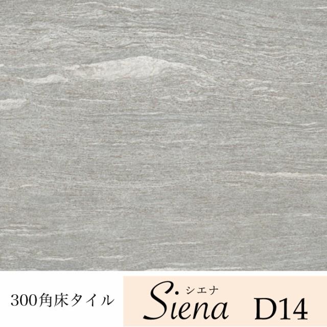 シエナ D14 ケース販売 300×300角 天然石風の床...