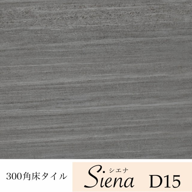 シエナ D15 ケース販売 300×300角 天然石風の床...