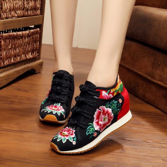 北京靴チャイナスポーツシューズ旅行運動伝統的な...