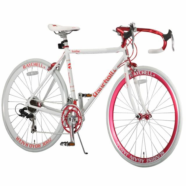 ロードバイク 自転車 R+714 700c(約27インチ)  シ...