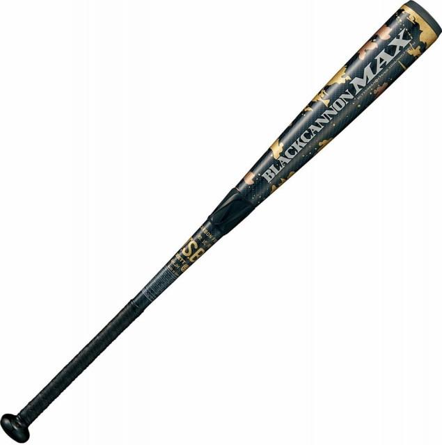 ZETT ゼット 軟式野球 バット ブラックキャノン M...
