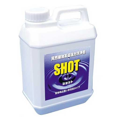 多目的洗剤 ショット4リットルセット 家中の掃除...