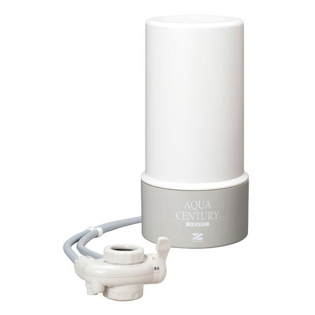 ゼンケン アクアセンチュリー スマート MFH-70 すっきり置けるコンパクトデザインの据置型浄水器