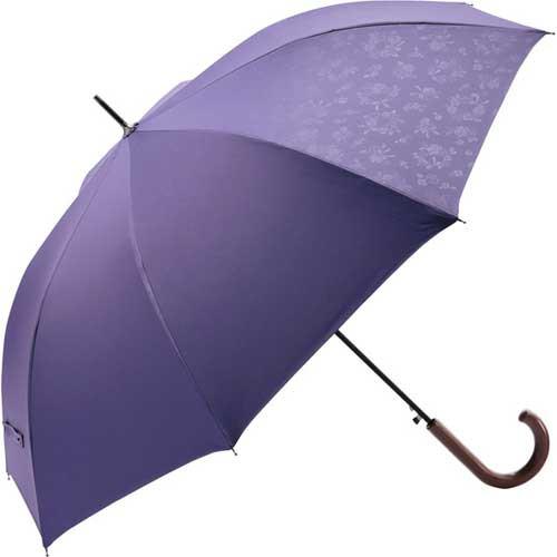 晴雨兼用傘 紫外線約99.9%カット&遮光率約99%...