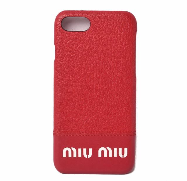 ミュウミュウ iPhone8ケース/iPhone7ケース/6/6S ...