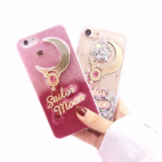 iPhoneX 美少女戦士セーラームーン スティックロ...