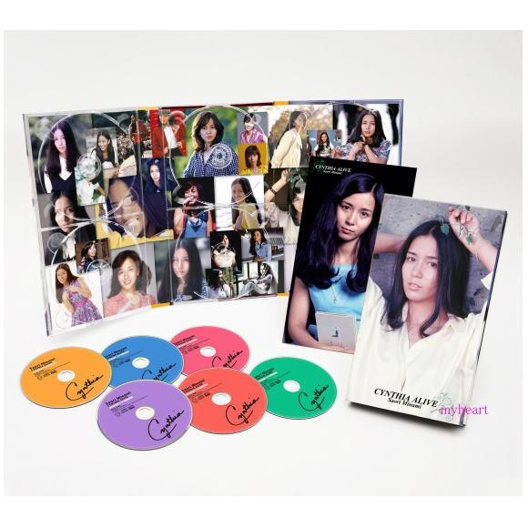 CYNTHIA ALIVE 南 沙織(CD)